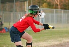 softball bunting drills