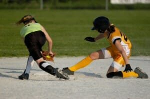 Softball Conditioning Drills