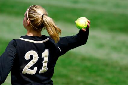 Softball Throwing Drills - Cobra Drill - Softball Spot