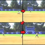 Double Play Footwork