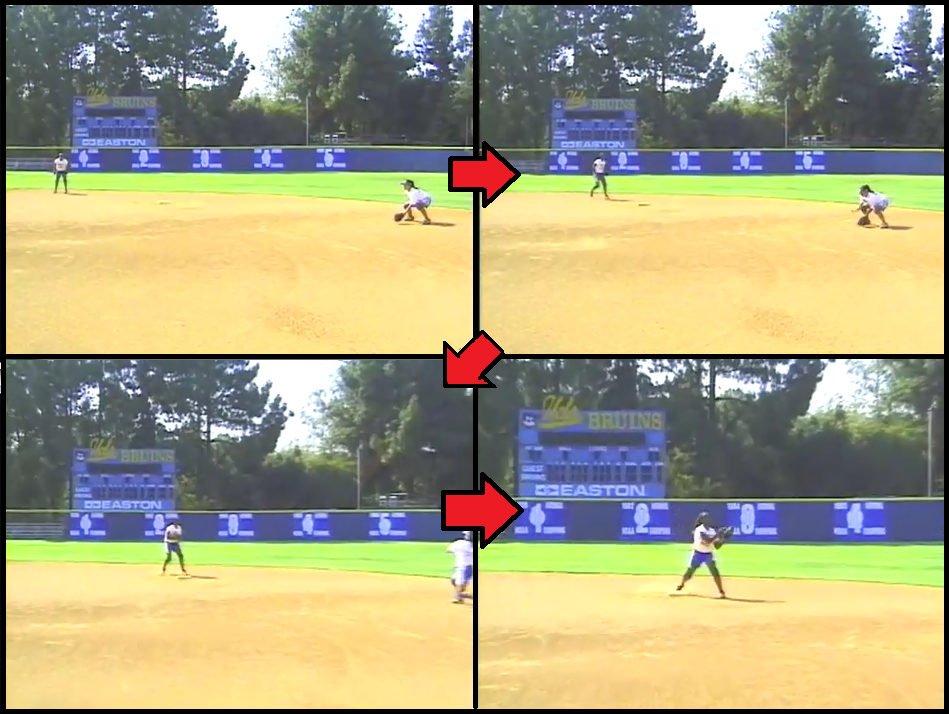 Secrets of Second Base - The Double Play - Softball Spot