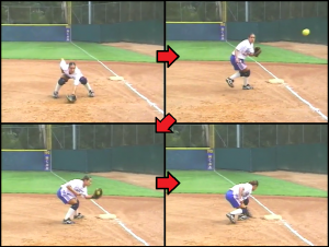 Softball Defensive Drills