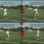 Carioca Softball Practice Drill