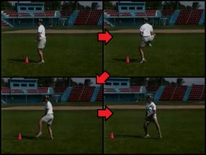 softball practice drill