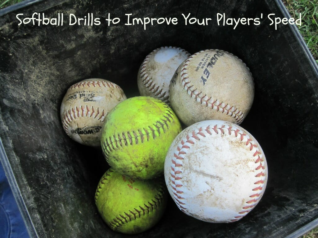 softball practice drills