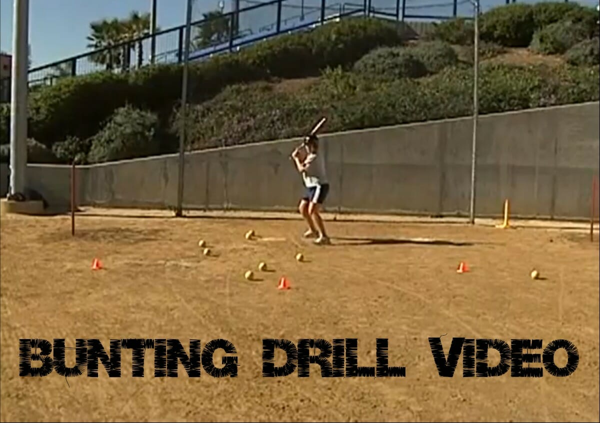 girls softball drill