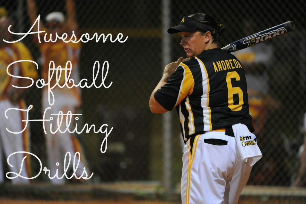 softball hitting drills  how to improve your team u0026 39 s