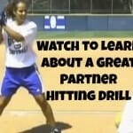 Video – Audible Partner Side Toss Drill