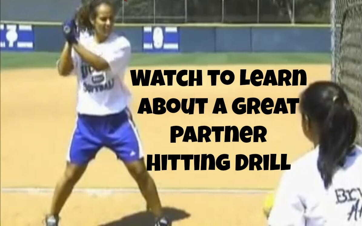 partner side toss video