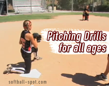 Softball Pitching Drills