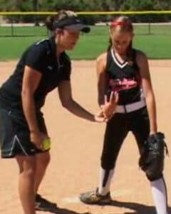 softball pitching 2 followthrough