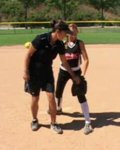 softball pitching 2 glove 2