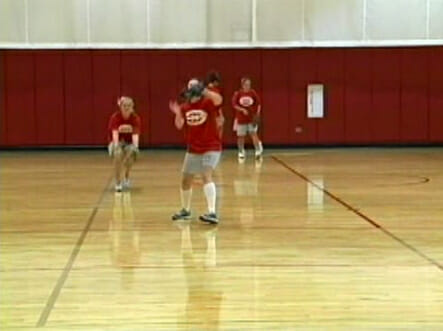 defensive drill communication