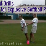 Speed Drills for Explosive Softball Power