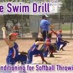 Video: The Swim Drill – A Softball Conditioning Drill for Throwing