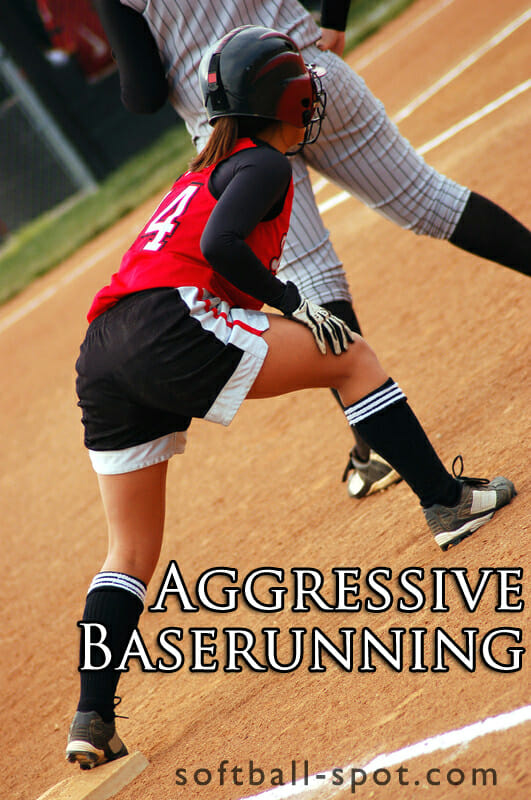 softball baserunning