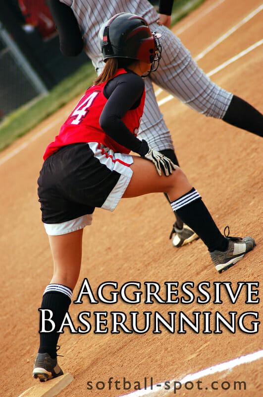 softball baserunning