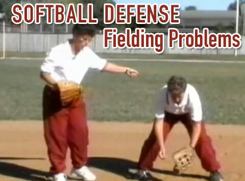 softball defense fielding