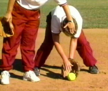 softball fielding 3