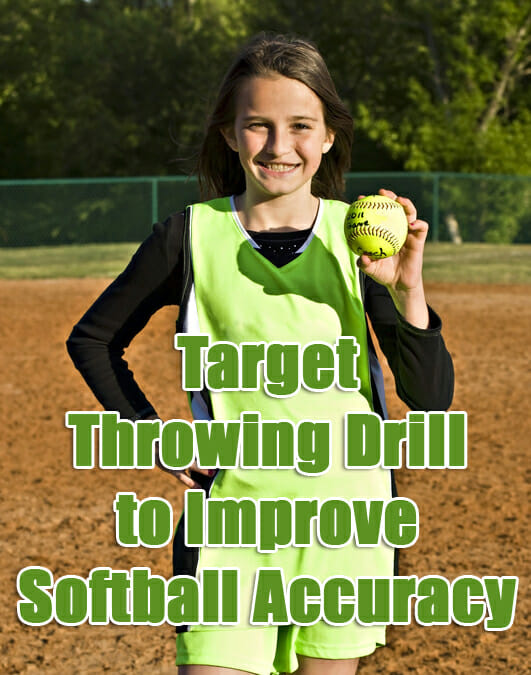 throwing drill for accuracy