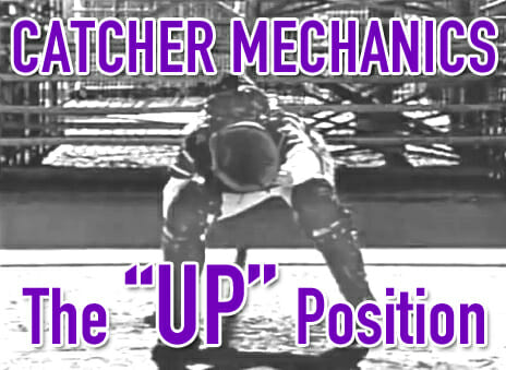 catcher mechanics