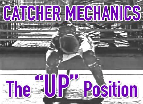 catcher mechanics