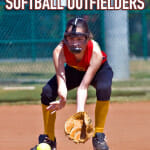 importance of softball outfielders