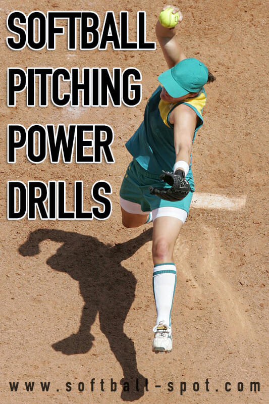 pitching power drills