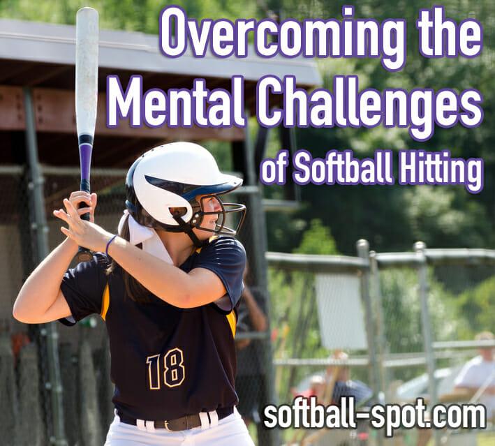 softball hitting mental challenges