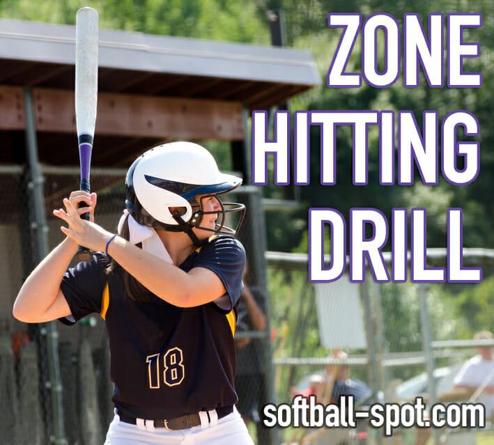zone hitting drill