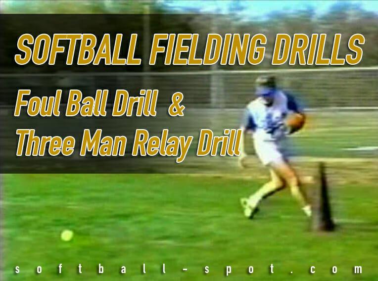 Softball Defensive Drills | Softball Spot