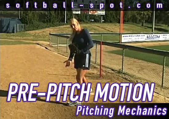 pre pitch motion pitching mechanics