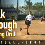 WALK THROUGH PITCHING DRILL
