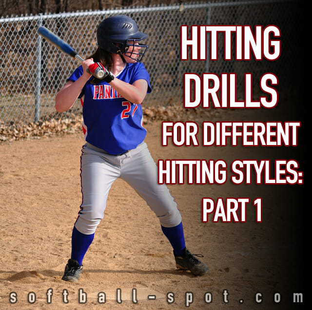 hitting drills for different hitting styles