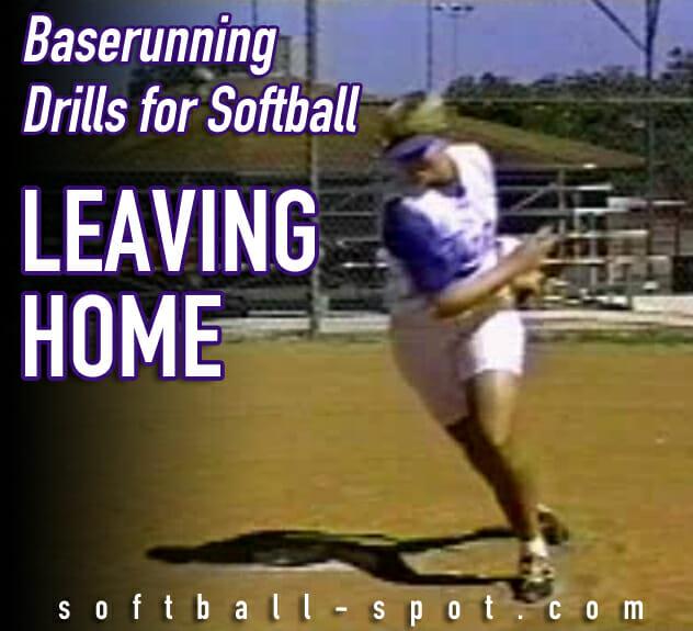 leaving home plate baserunning drills