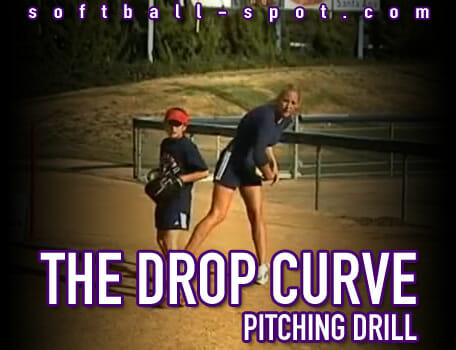 DROP CURVE PITCHING DRILL