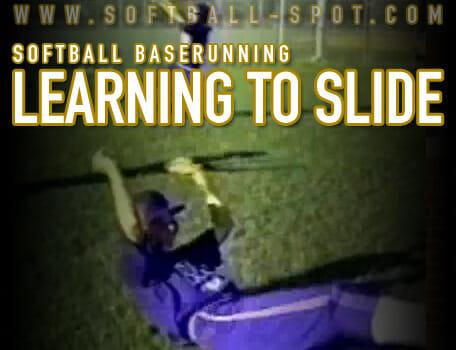 baserunning learning to slide