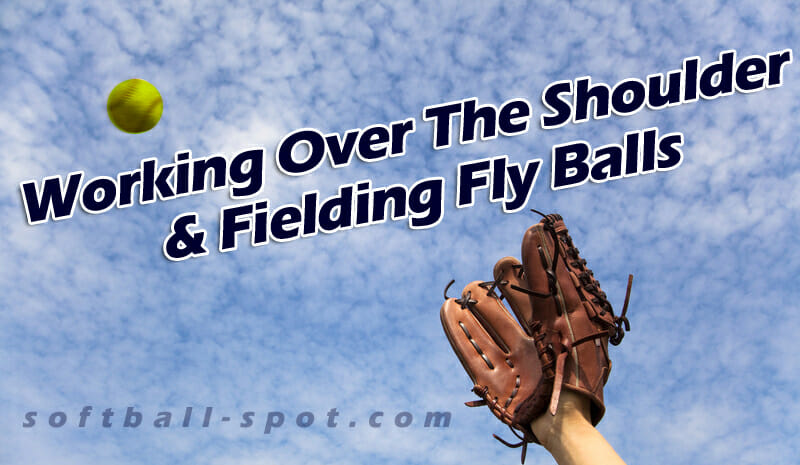 fielding fly balls
