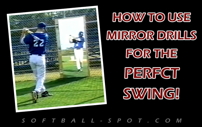 mirror drills for perfect swing