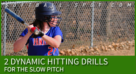 Video Tutorial 2 Dynamic Hitting Drills For The Slow Pitch