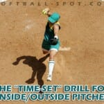 TIME SET PITCHING DRILL INSIDE OUTSIDE