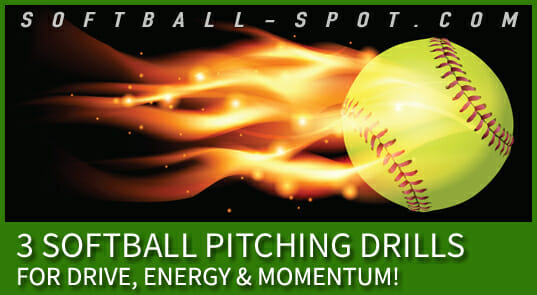 3 SOFTBALL PITCHING DRILLS