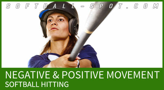 hitting mechanics negative positive