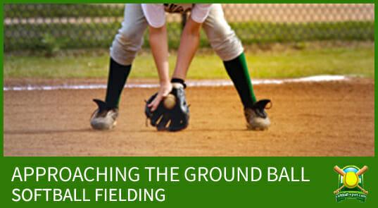 GROUND BALL FIELDING