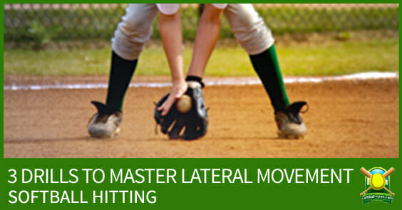 SOFTBALL FIELDING LATERAL2