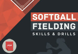 softball fielding drills