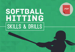 softball hitting drills