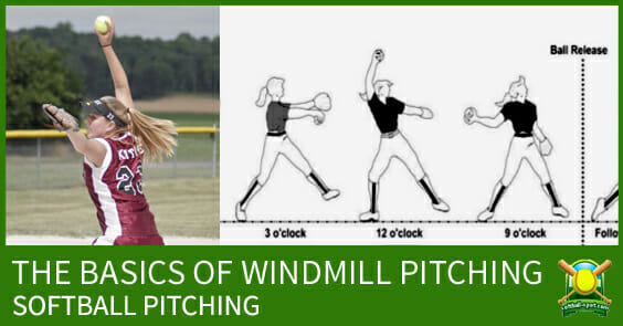 WINDMILL PITCHING DRILL BASICS