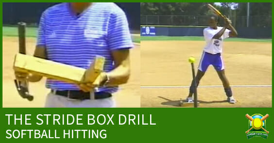 stride box hitting drill