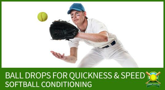 softball conditioning-ball-drops